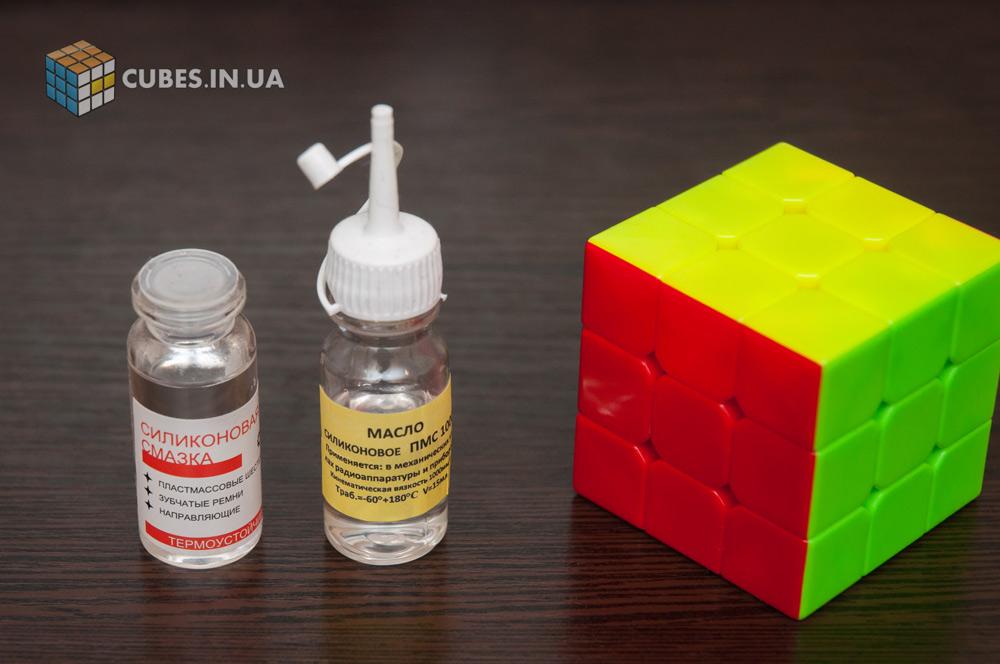 Чем смазать кубик рубик в домашних условиях 509