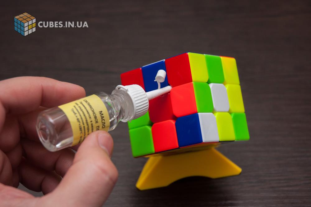 Чем смазать кубик рубик в домашних условиях 299