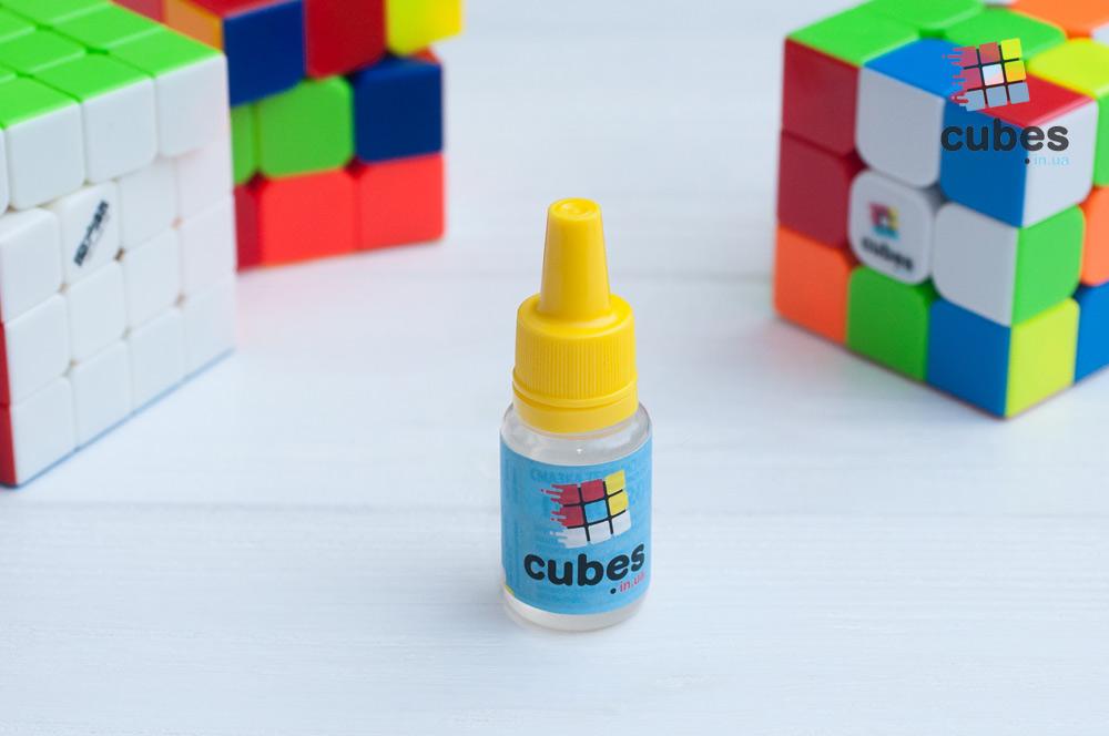 Чем смазать кубик рубик в домашних условиях 615