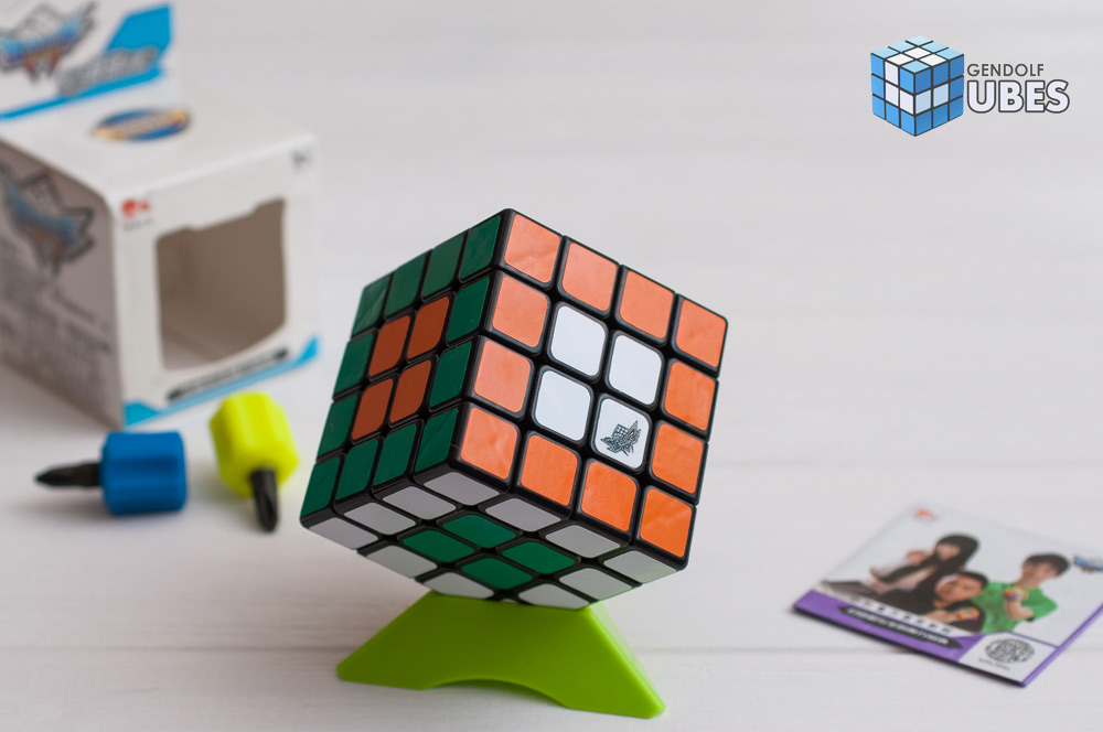 Кубик 4×4 Cyclone Boys JISU G4