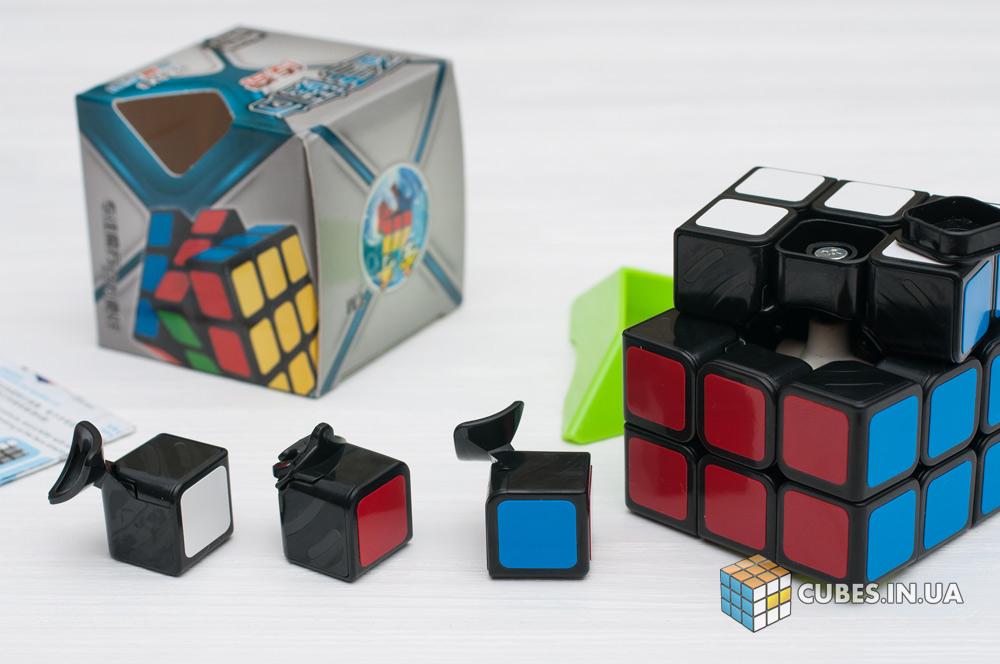 Обзор кубика Shengshou Legend 3x3