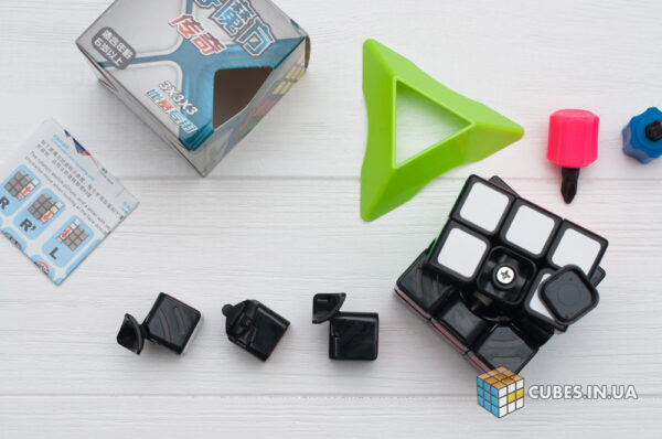 Кубик Рубика 3х3 Shengshou Legend