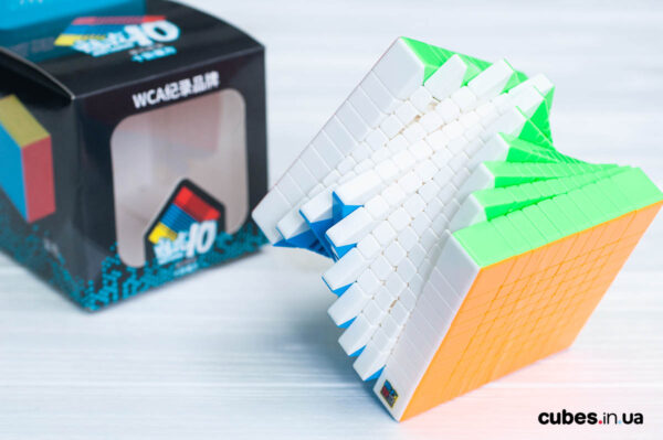 Кубик Meilong 10x10 без наклеек