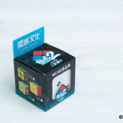Кубик Meilong 2x2 без наклеек