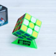 Кубик Meilong M 3x3 Limited (зеленый)