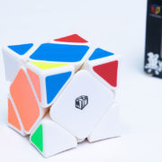 Xman WINGY SKEWB Magnetic (белый пластик)