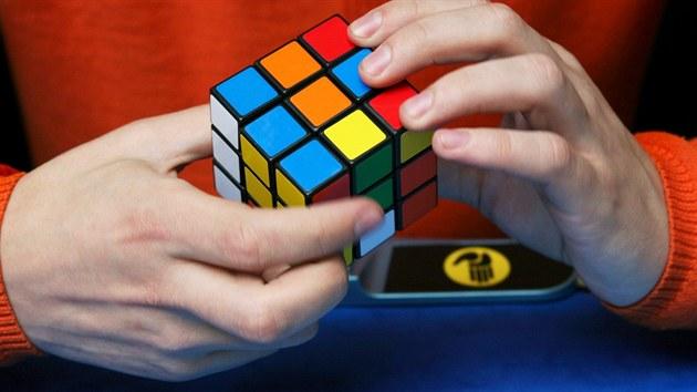 Инструкция как ускорить сборку кубика 3х3