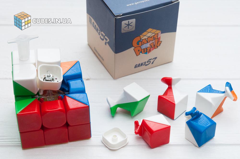 Обзор кубика GAN 357