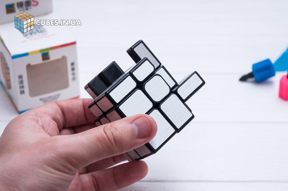 Зеркальный кубик