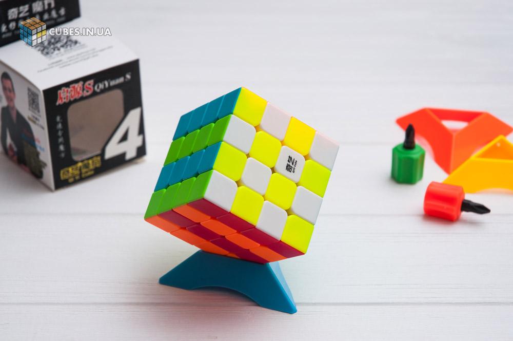 Кубик 4×4 Qiyi Yuan
