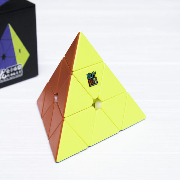 Пирамидка Meilong Magnetic Pyraminx