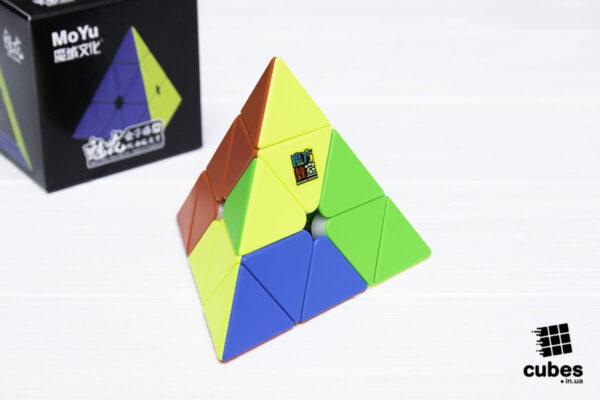 Пирамидка Meilong Magnetic Pyraminx
