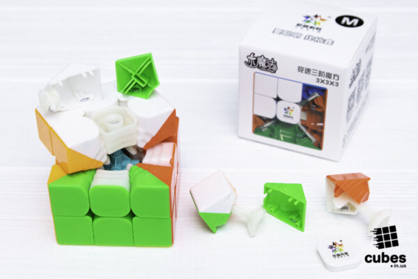 Yuxin Little magic 3x3 Magnetic без наклеек (2020)