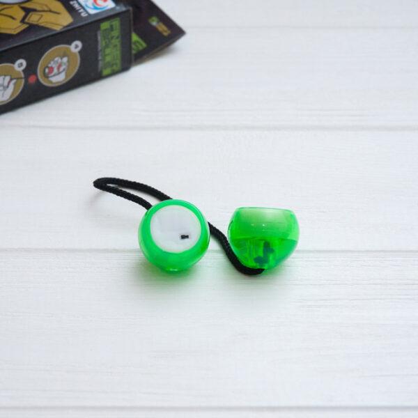 finger-balls-green