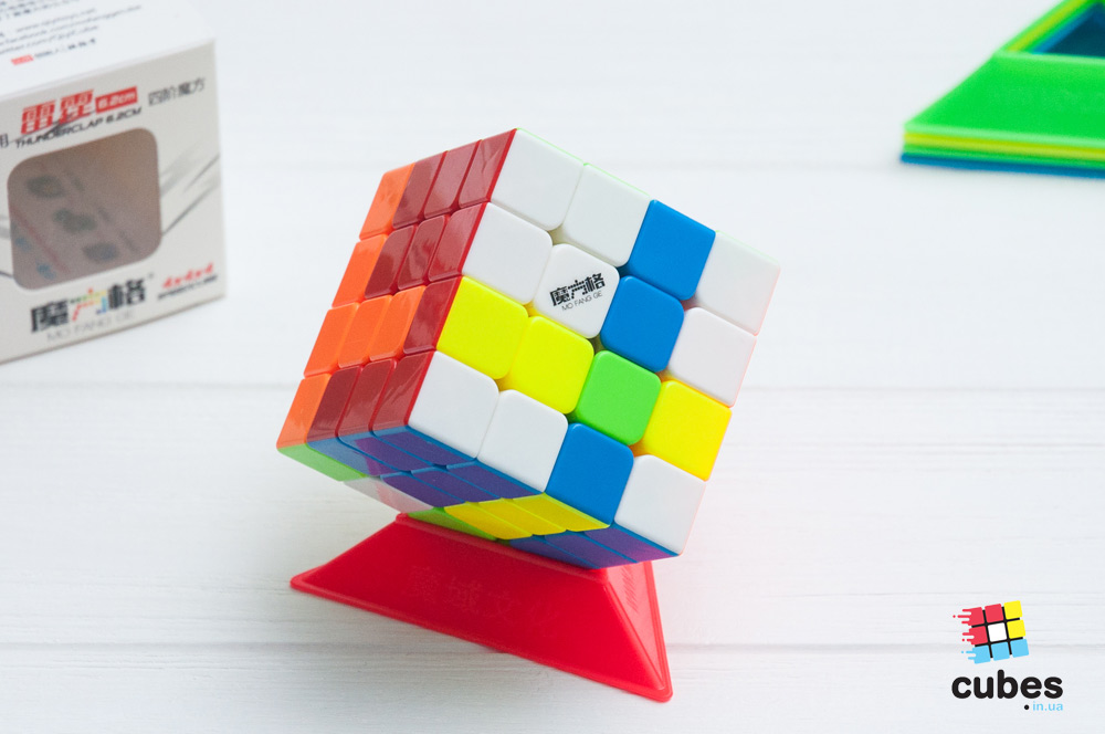 Кубик Qiyi Thunderclap 4×4