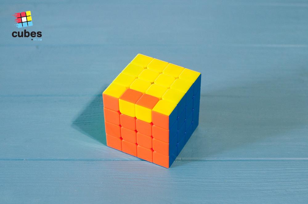 OLL паритет на кубике Рубика 4х4, формула.