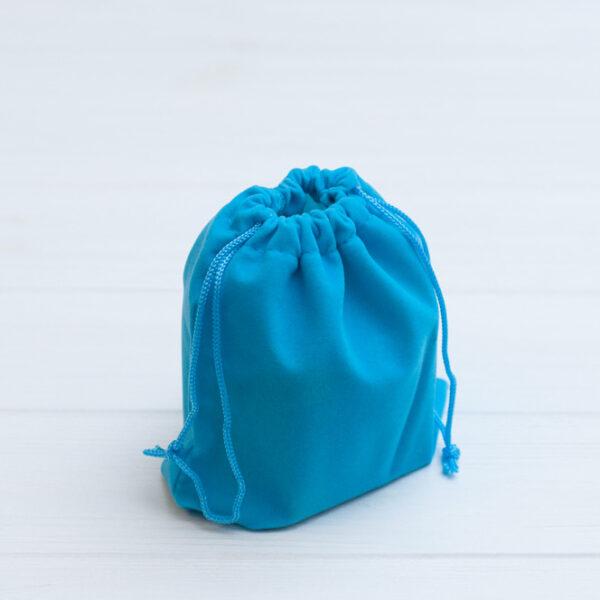 Мешочек для кубика Рубика синий
