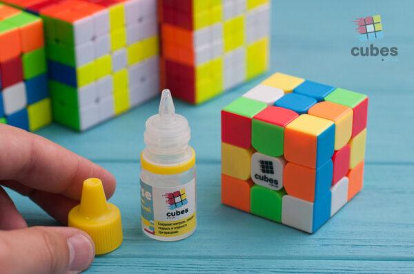 Как смазывать кубик Рубика и другие головоломки