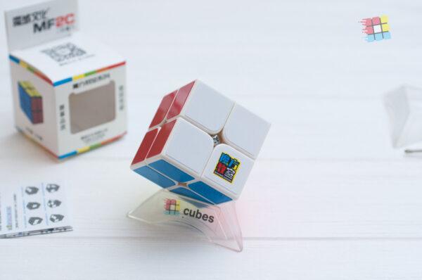 Кубик MF2c 2х2 белый