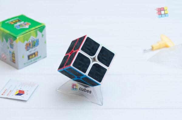 Кубик Yuehun carbon 2х2