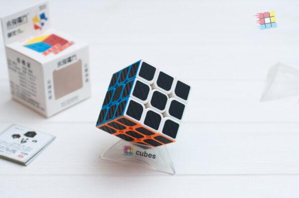 Кубик Рубика Yulong 3x3 карбон