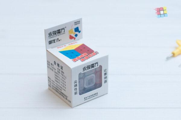 Купить Кубик Yulong 3х3 прозрачный