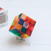 Кубик Yulong 3х3 прозрачный