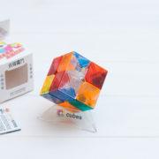 Прозрачный кубик Yupo 2x2