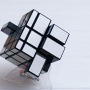 Зеркальный кубик Shengshou серебро Украина