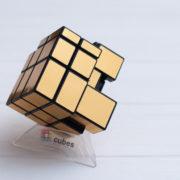 Зеркальный кубик Shengshou золото Украина