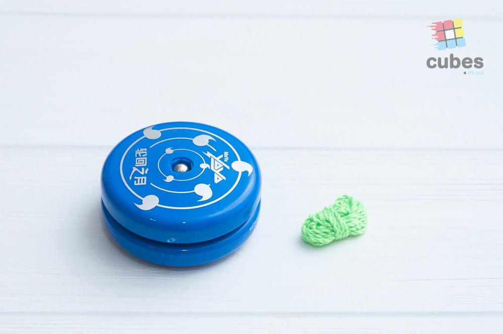 Новичковое йо-йо из пластика