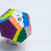 X-man Galaxy megaminx без наклеек