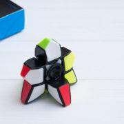Спиннер куб