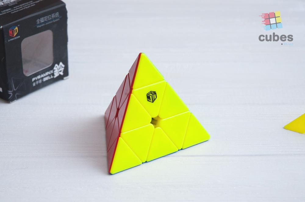 Пирамидка X-man магнитая