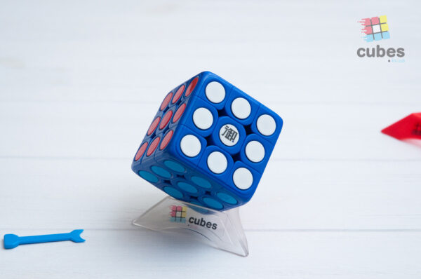 Yuandian dot cube blue синий