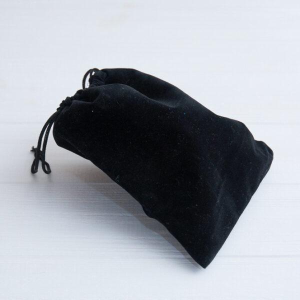Черная сумка для кубика Рубика