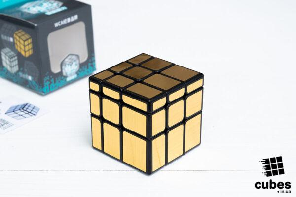 Зеркальный куб Meilong Mirrior (gold)