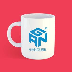 Чашка с логотипом GAN