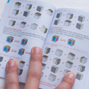 Инструкция по сборке кубика Рубика
