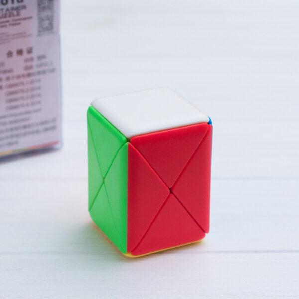 MF container puzzle