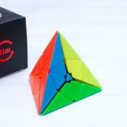 Discrete Pyraminx