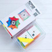 Набор кубиков MoYu 2x2-3x3