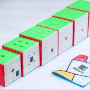 Набор кубиков MF 2x2-7x7 MoYu