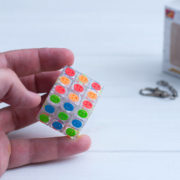 Мини кубик 3х3 со смайликами