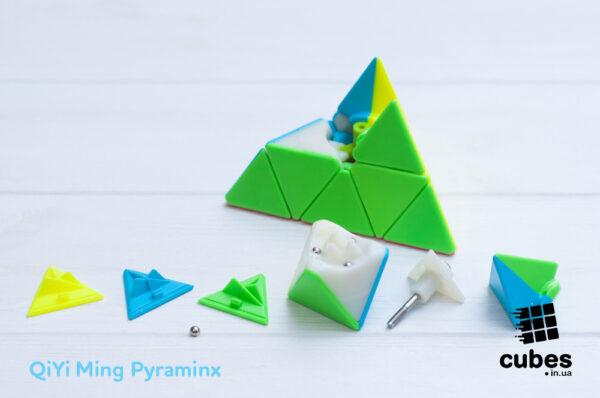 Запчасти к QiYi Ming Pyraminx