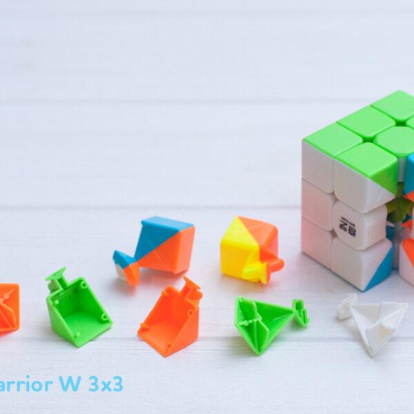 Запчасти к QiYi Warrior W