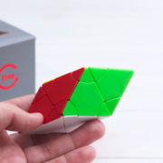 Pyraminx - Rhombohedron