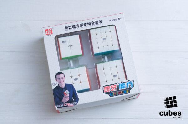 Набор кубиков QiYi 2x2-5x5