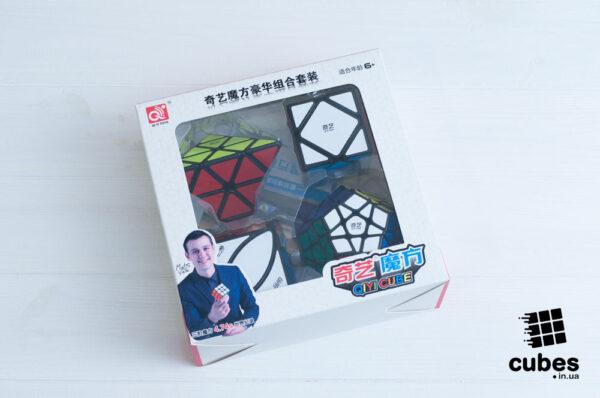 Набор WCA головоломок QiYi