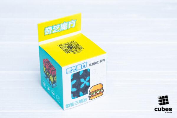 Головоломка QiYi Gear Sandwich 3х3